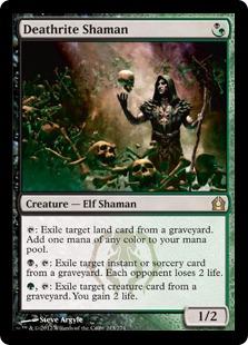 d shaman