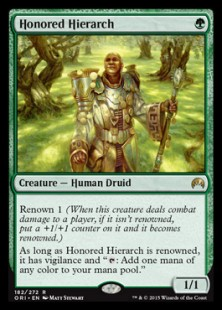 honoredhierarch