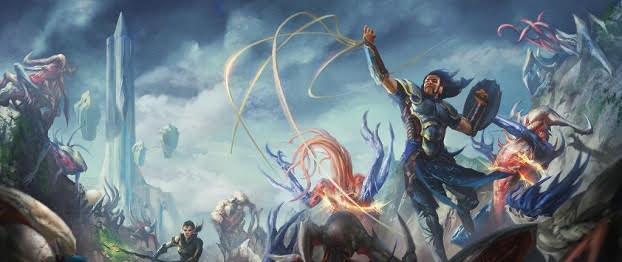 New Magic Set? Did Somebody Say New Commander Stuff?
