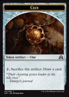 clue token