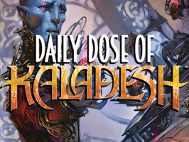 Daily Dose of Kaladesh – Start Your Engines!