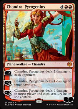 Chandra Pyrogenius