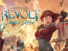 Daily Dose of Aether Revolt – The Return of the Big Cat