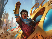 Going for the Gold: Kaladesh Limited Redux