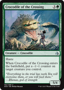 crocodilecrossing
