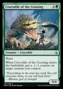 crocodileofthecrossing
