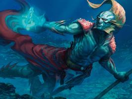 Partners Without a Partner – Thrasios, Triton Hero