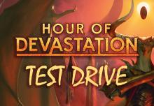 Test Drive – Standard Deck Tech - Ramunap Red