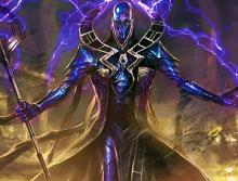 U/W God-Pharaoh, Just Add Black!