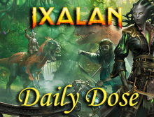 Daily Dose of Ixalan – Double-Faced Cards Part 2 – Flipping over these cards!