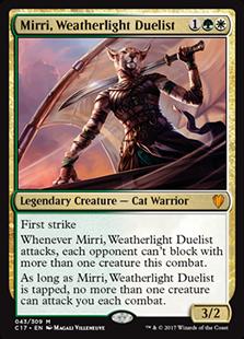 Mirri,-Weatherlight-Duelist
