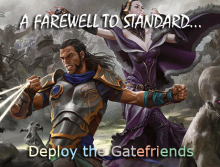 Farewell to Standard - Deploy the Gatefriends