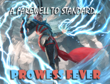 A Farewell to Standard - Prowess Fever
