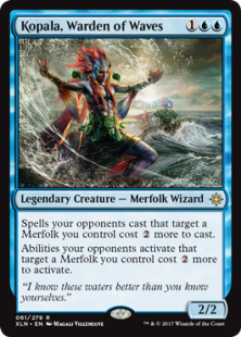 Kopala, Warden of Waves
