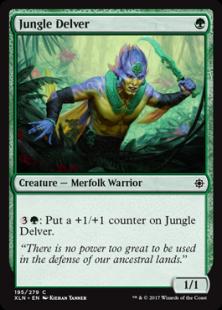 jungledelver