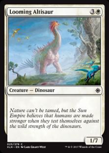 loomingaltisaur