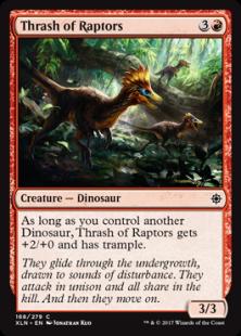 thrashofraptors