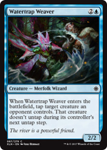 WatertrapWeaver