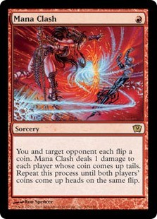 Going for the Gold: Probability in Magic