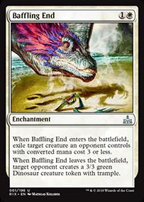 Baffling-End