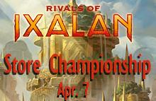 Rivals of Ixalan Prerelease