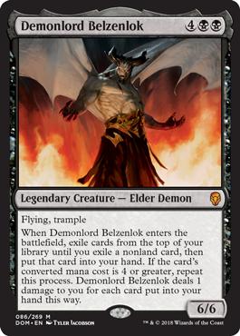 Demonlord-Belzenlok