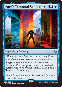 Karn's-Temporal-Sundering