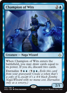 Daily Dose of Dominaria – Put on your Wizards hat, to sort these