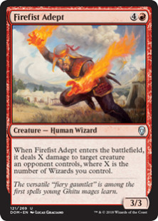 FirefistAdept