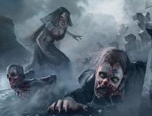 The best Zombie-tribal Commanders