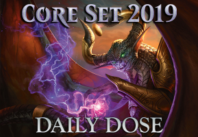 Daily Dose of Core 2019 – Video – Deckbuilding with a Core 2019 Prerelease Kit