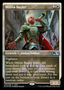 militiabugler