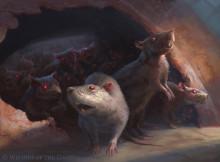Standard: BW Rat Colony