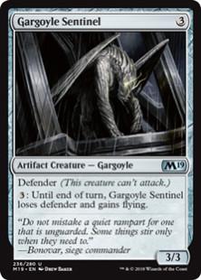 GargoyleSentinel