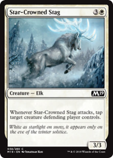 StarCrownedStag