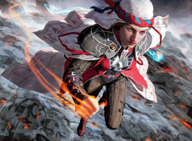 Adventures in Standard: Wizards with Prowess Matter