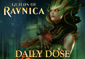 Daily Dose of Guilds of Ravnica – You get a counter, you get a counter, you all get a +1/+1 counter
