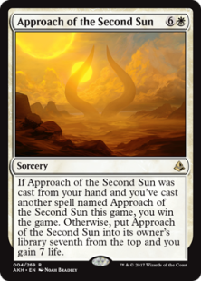 approachofthesecondsun