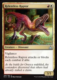 Boros-RelentlessRaptor