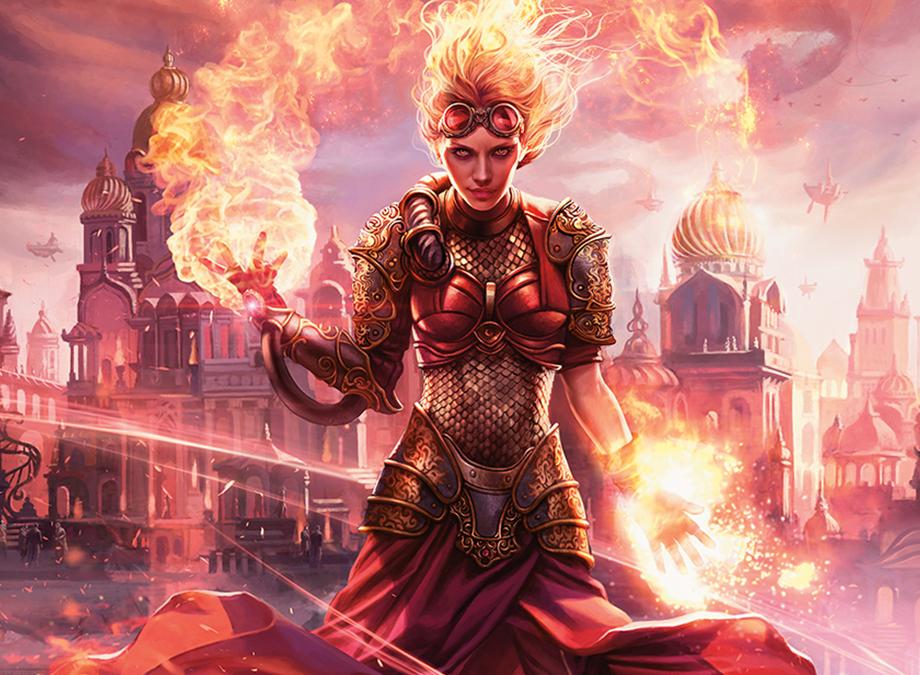 Chandra Torch of Defiance