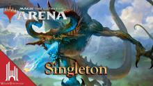 Cinott Magic Arena Singleton - Dragons!
