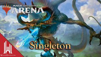 Cinott Magic Arena Singleton – Dragons!