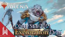 Core 2019 Exploration Draft MTG Arena – Cinott Magic Arena