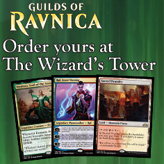 Order your Guilds of Ravnica singles today!