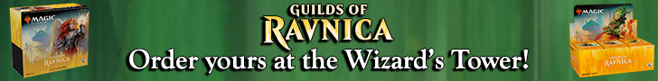 Order your Guilds of Ravnica #AtTheTower today!