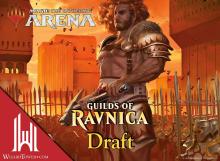 Guilds of Ravnica Draft Magic Arena - Cinott MTG