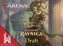 Guilds of Ravnica Draft #3 Magic Arena - Cinott MTG