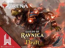 Guilds of Ravnica Draft #2 Magic Arena - Cinott MTG