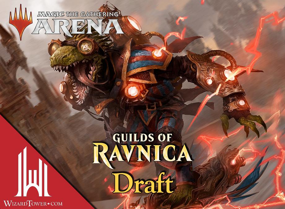 Guilds of Ravnica Draft