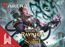 Guilds of Ravnica Sealed #6 Magic Arena – Cinott MTG